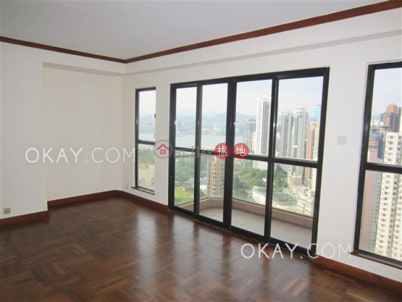 3房2廁,極高層,連車位,露台《竹麗苑出租單位》-8大坑道 | 灣仔區-香港-出租HK$ 57,000/ 月