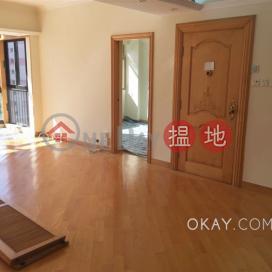 Elegant 3 bedroom with balcony & parking | Rental