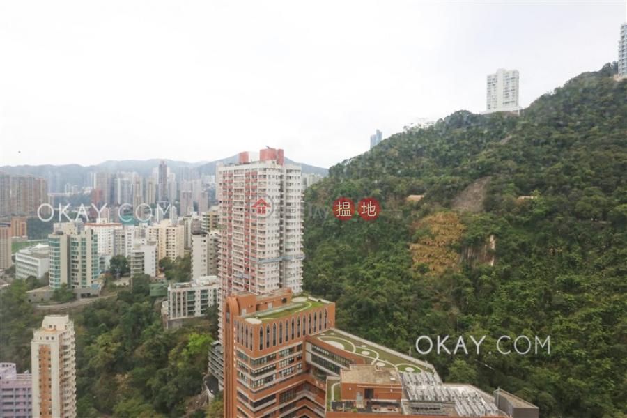 香港搵樓|租樓|二手盤|買樓| 搵地 | 住宅-出租樓盤-3房2廁,實用率高,極高層,星級會所《竹林苑出租單位》