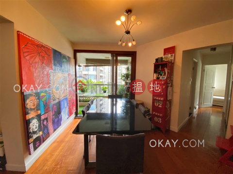 Efficient 3 bed on high floor with balcony & parking   For Sale Albron Court(Albron Court)Sales Listings (OKAY-S49776)_0