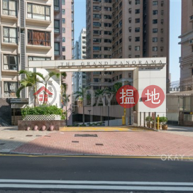 Gorgeous 2 bedroom on high floor with harbour views | For Sale