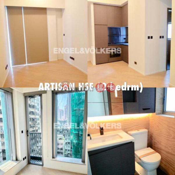 西營盤兩房一廳筍盤出租|住宅單位|瑧蓺(Artisan House)出租樓盤 (EVHK44917)