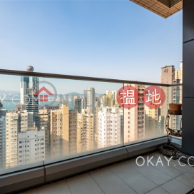 Luxurious 3 bed on high floor with balcony & parking | For Sale