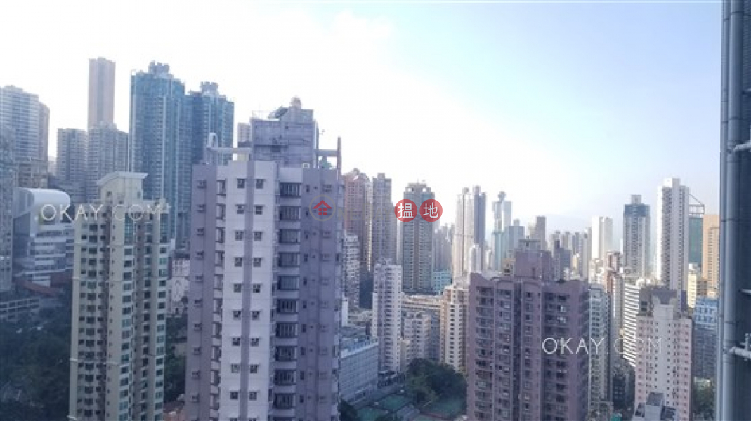 Beautiful 3 bedroom on high floor with balcony | Rental, 108 Hollywood Road | Central District Hong Kong Rental | HK$ 75,000/ month