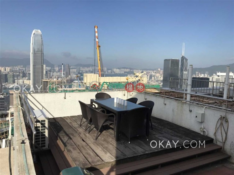 Property Search Hong Kong | OneDay | Residential Rental Listings Rare penthouse with harbour views & rooftop | Rental