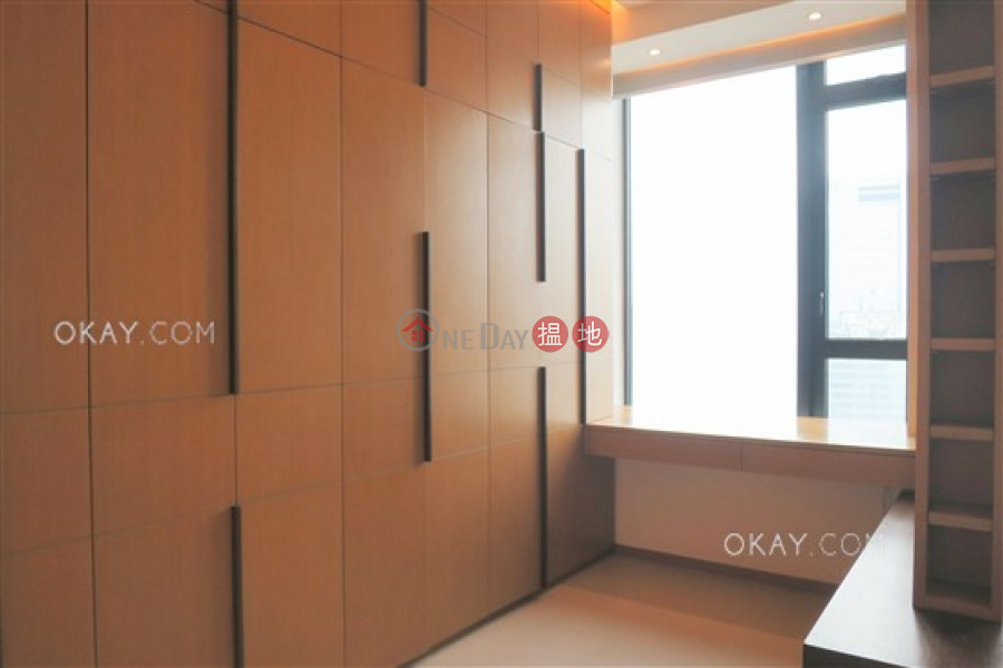 HK$ 52.98M The Arch Moon Tower (Tower 2A),Yau Tsim Mong, Exquisite 2 bed on high floor with sea views & balcony | For Sale