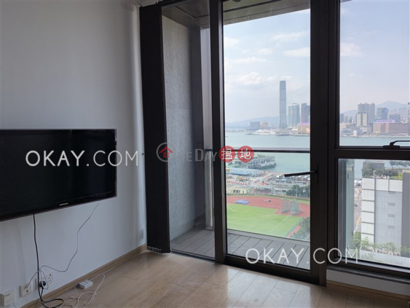 Elegant 2 bedroom with harbour views & balcony | For Sale | The Gloucester 尚匯 Sales Listings