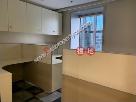 Wall Street furnished office Wan Chai DistrictChina Resources Building(China Resources Building)Rental Listings (A068948)_0