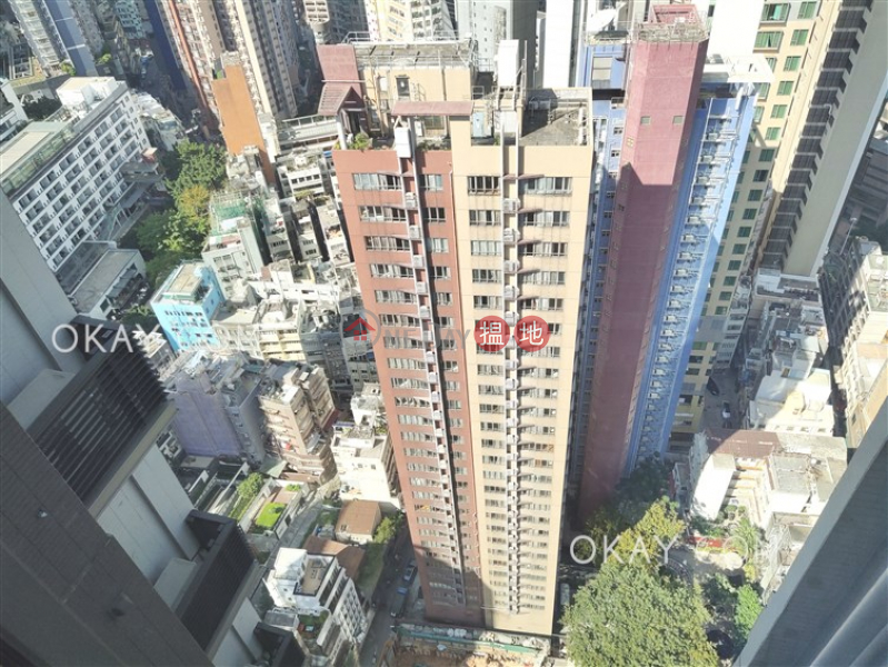 HK$ 55,000/ month My Central | Central District Lovely 2 bedroom on high floor with balcony | Rental