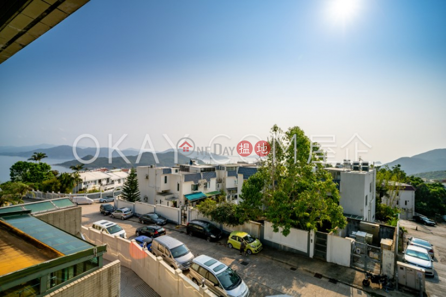 Gorgeous house with sea views   Rental, House F Little Palm Villa 棕林別墅 F座 Rental Listings   Sai Kung (OKAY-R15527)