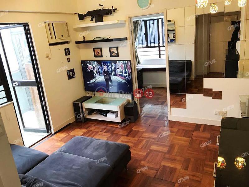 內街清靜,環境清靜,特大露台,特色單位《鴻恩大廈租盤》 38聖十字徑   東區香港-出租 HK$ 17,500/ 月