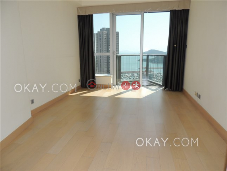 HK$ 80,000/ month | Marinella Tower 9 Southern District, Luxurious 4 bed on high floor with sea views & balcony | Rental