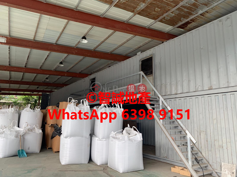 Property Search Hong Kong   OneDay   Industrial Rental Listings Warehouse / Truck parking space for lease