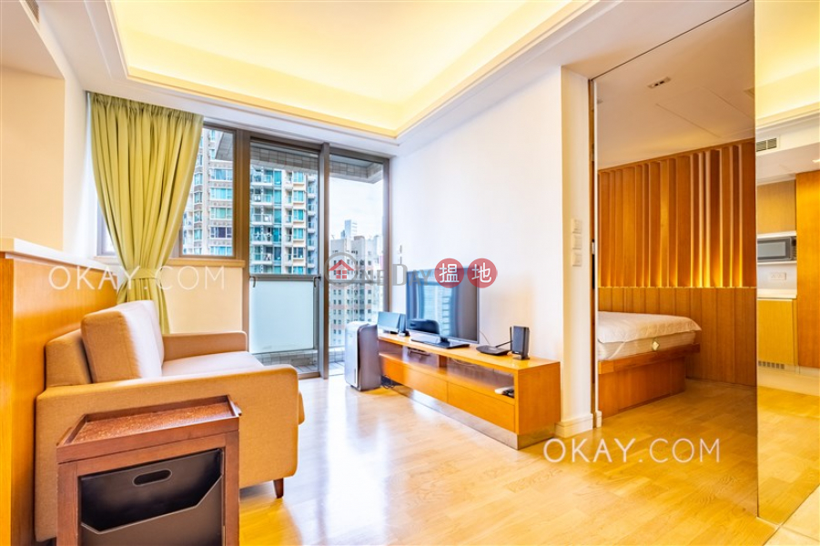Property Search Hong Kong | OneDay | Residential Rental Listings | Charming 1 bedroom on high floor with balcony | Rental