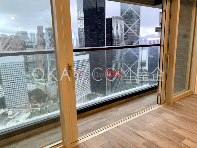 Property Search Hong Kong | OneDay | Residential | Rental Listings | Luxurious 3 bedroom on high floor with balcony | Rental