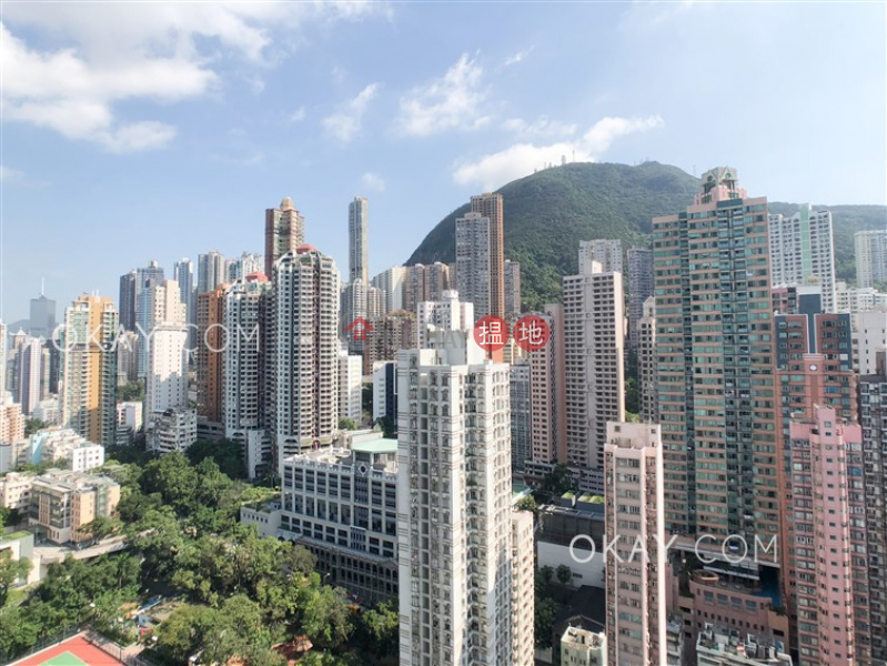 Lovely 3 bedroom on high floor with balcony   Rental   8 First Street   Western District Hong Kong   Rental, HK$ 45,000/ month