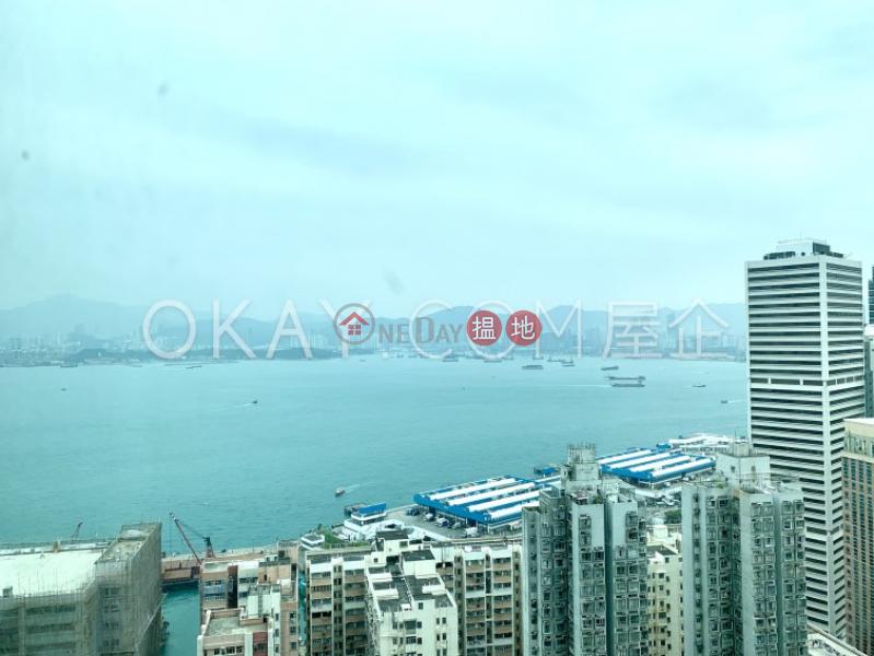 Tasteful 3 bedroom on high floor with sea views | Rental, 89 Pok Fu Lam Road | Western District, Hong Kong Rental, HK$ 46,000/ month