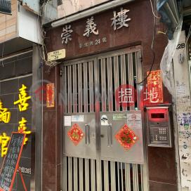Sung Yee Building, Shung Tze Houses|崇字大廈-崇義樓