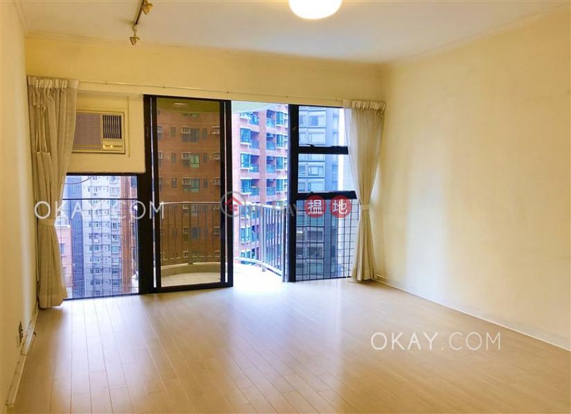 Unique 3 bedroom on high floor with balcony & parking | Rental | Elegant Terrace Tower 2 慧明苑2座 Rental Listings