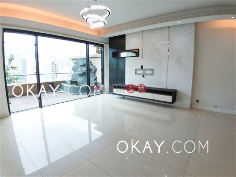 Unique 4 bedroom with terrace & parking | Rental | The Leighton Hill 禮頓山 Rental Listings