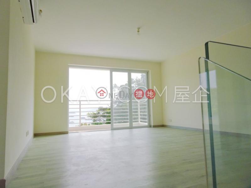 HK$ 65,000/ month Tai Mong Tsai Tsuen Sai Kung, Gorgeous house with sea views, rooftop & balcony   Rental