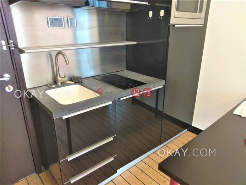 Lovely 1 bedroom with balcony | Rental, J Residence 嘉薈軒 Rental Listings | Wan Chai District (OKAY-R69592)