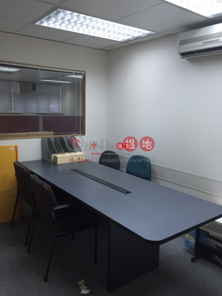 Goldfield Industrial Centre | 1 Sui Wo Road | Sha Tin | Hong Kong Rental, HK$ 21,000/ month