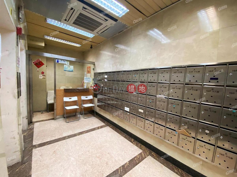 Mandarin Building   3 bedroom Mid Floor Flat for Sale 35-43 Bonham Strand East   Western District   Hong Kong Sales   HK$ 7.7M