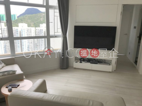 Elegant 2 bedroom on high floor | For Sale|South Horizons Phase 2, Mei Fai Court Block 17(South Horizons Phase 2, Mei Fai Court Block 17)Sales Listings (OKAY-S204710)_0