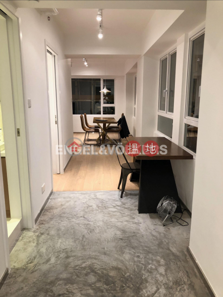 Studio Flat for Rent in Sheung Wan, Yick Fung Building 億豐大廈 Rental Listings | Western District (EVHK90096)