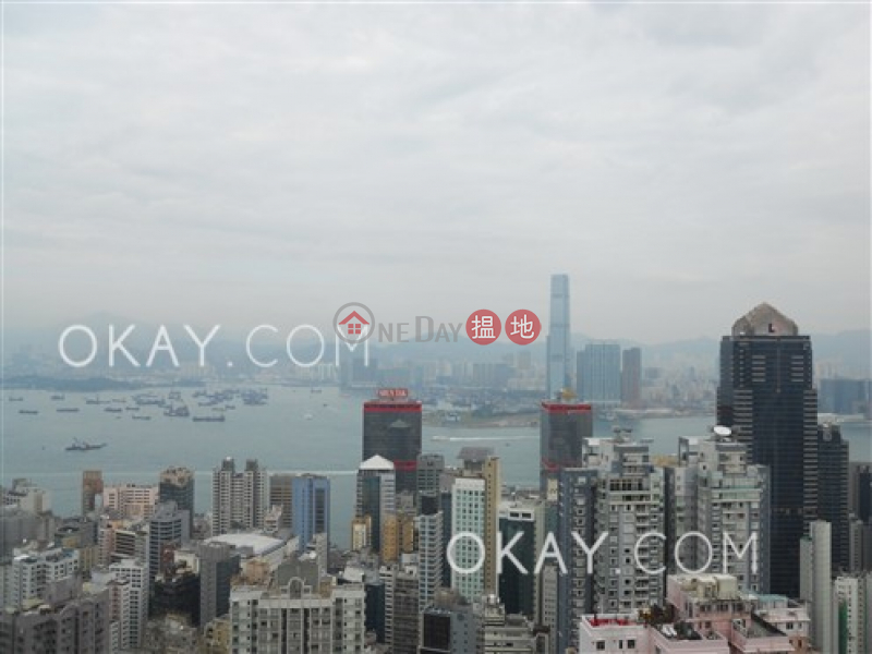 4房3廁,極高層,星級會所,露台《蔚然出租單位》2A西摩道 | 西區-香港出租-HK$ 105,000/ 月