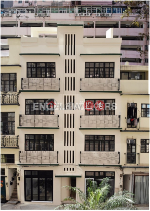 Studio Flat for Rent in Soho|Central DistrictNo 11 Wing Lee Street(No 11 Wing Lee Street)Rental Listings (EVHK43110)_0
