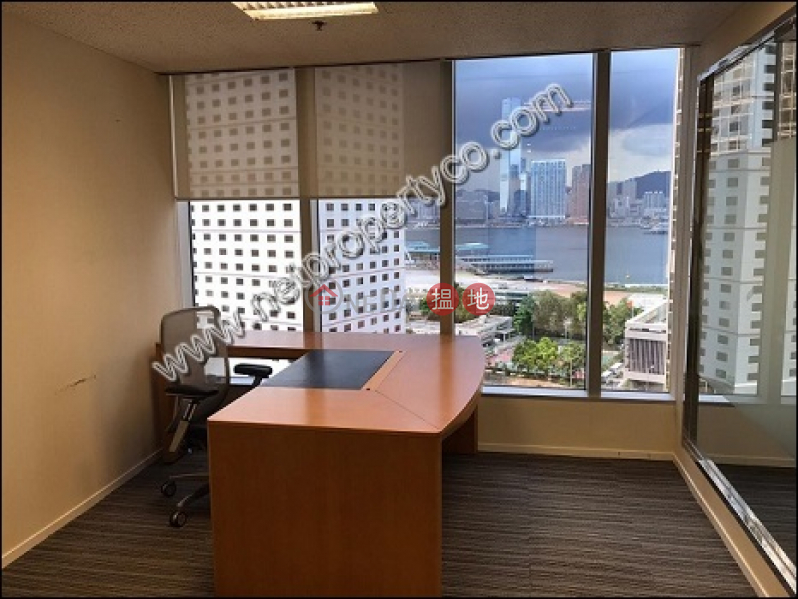 Admiralty harbour view furnished office, 89 Queensway | Central District Hong Kong, Rental HK$ 113,040/ month