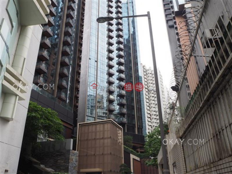Unique 2 bedroom with balcony | For Sale, Tower 3 The Pavilia Hill 柏傲山 3座 Sales Listings | Eastern District (OKAY-S291638)