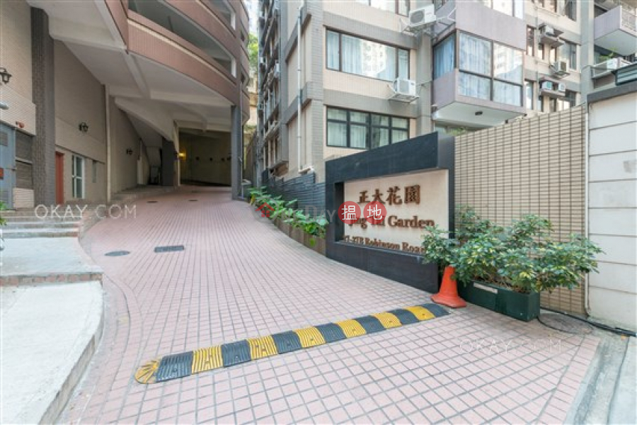 Popular 2 bedroom with balcony | For Sale 27 Robinson Road | Western District, Hong Kong Sales HK$ 13.99M