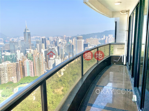 Lovely 4 bed on high floor with harbour views & balcony | Rental|Hong Villa(Hong Villa)Rental Listings (OKAY-R11059)_0