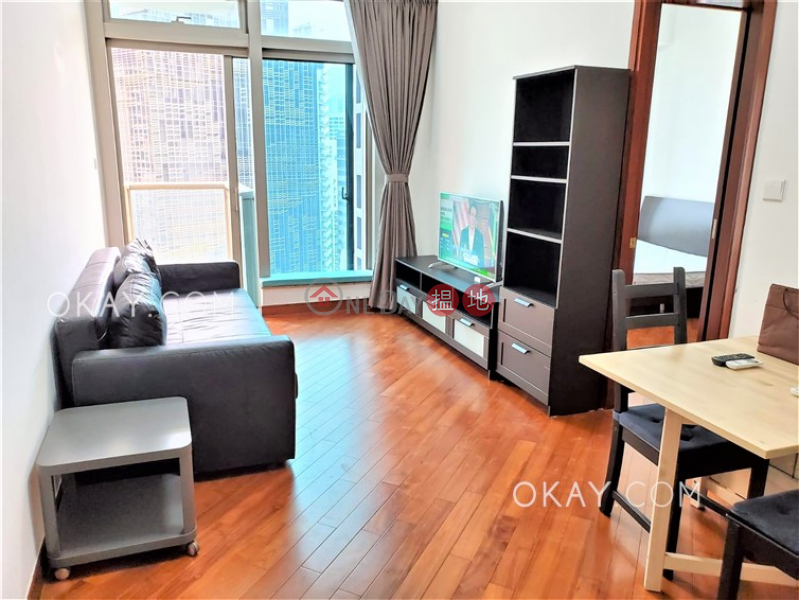 Elegant 1 bedroom on high floor with balcony | Rental | The Avenue Tower 2 囍匯 2座 Rental Listings