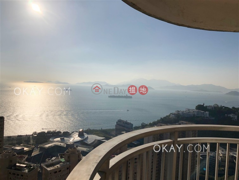 Efficient 3 bed on high floor with sea views & balcony | Rental, 550-555 Victoria Road | Western District Hong Kong | Rental HK$ 58,000/ month