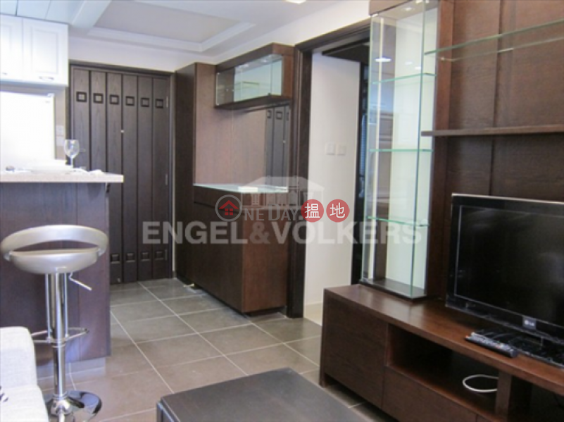 1 Bed Flat for Sale in Mid Levels West, All Fit Garden 百合苑 Sales Listings | Western District (EVHK44103)