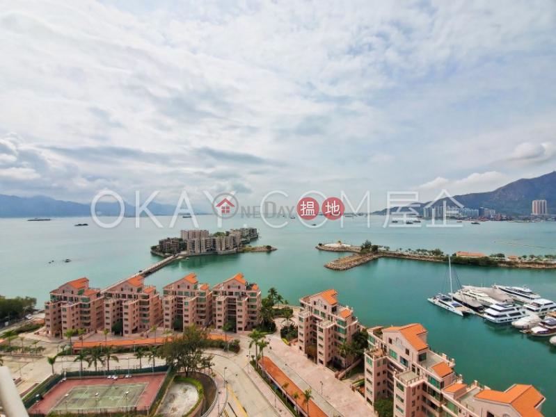 3房2廁,極高層,星級會所,連車位香港黃金海岸 21座出租單位 香港黃金海岸 21座(Hong Kong Gold Coast Block 21)出租樓盤 (OKAY-R261445)