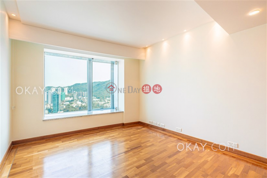 HK$ 146,000/ month   High Cliff Wan Chai District, Exquisite 4 bedroom on high floor with parking   Rental