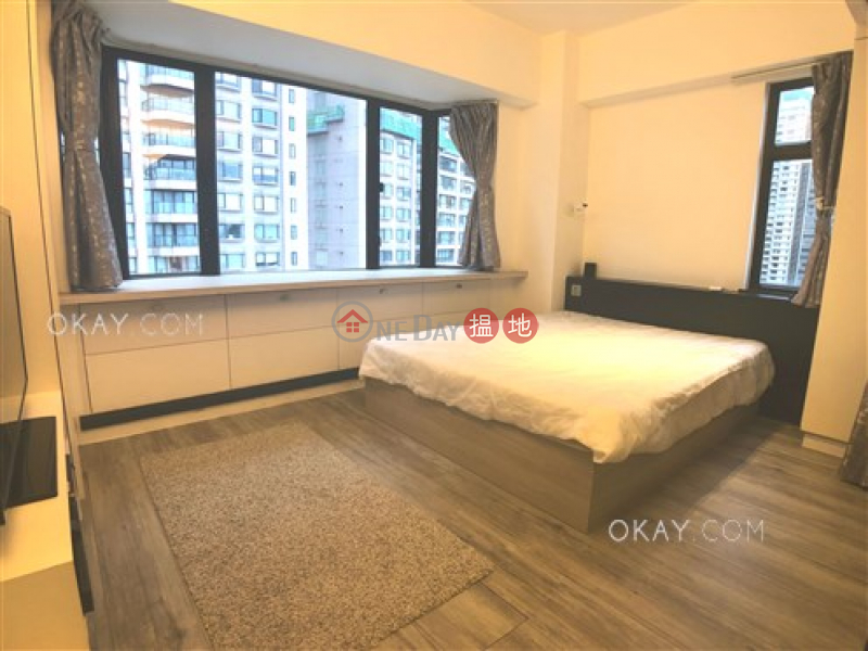 HK$ 10.8M, St Louis Mansion   Central District Nicely kept studio on high floor with rooftop   For Sale
