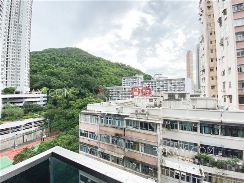 Tasteful 1 bedroom with balcony | For Sale | The Hudson 浚峰 Sales Listings