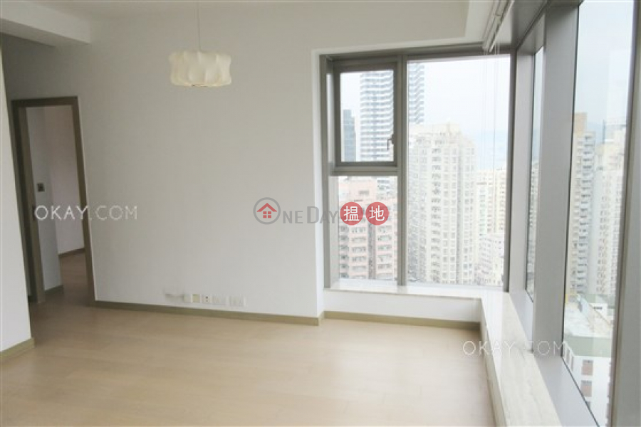 Property Search Hong Kong | OneDay | Residential | Sales Listings | Tasteful 2 bedroom on high floor with balcony | For Sale