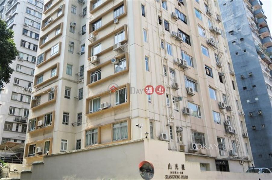 2房2廁,實用率高,連車位《山光樓出售單位》 26-32山光道   灣仔區-香港 出售HK$ 2,000萬