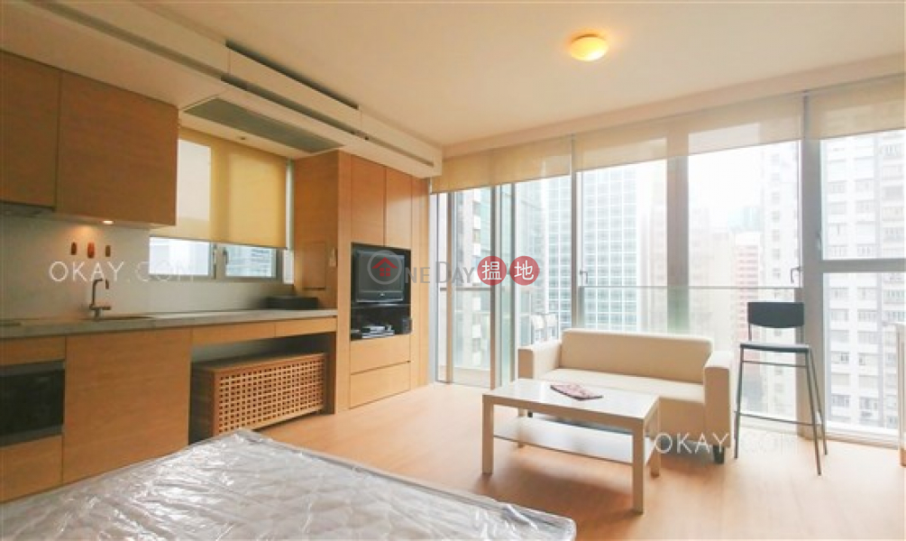 Nicely kept studio with balcony | For Sale 5 Star Street | Wan Chai District | Hong Kong Sales HK$ 12M