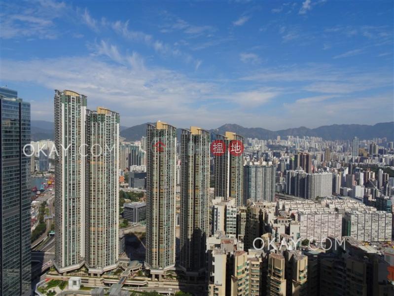 3房2廁,極高層,星級會所,露台《君臨天下1座出租單位》|君臨天下1座(The Harbourside Tower 1)出租樓盤 (OKAY-R88243)