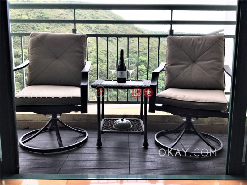 Elegant 4 bedroom on high floor with balcony | For Sale | Discovery Bay, Phase 13 Chianti, The Pavilion (Block 1) 愉景灣 13期 尚堤 碧蘆(1座) Sales Listings