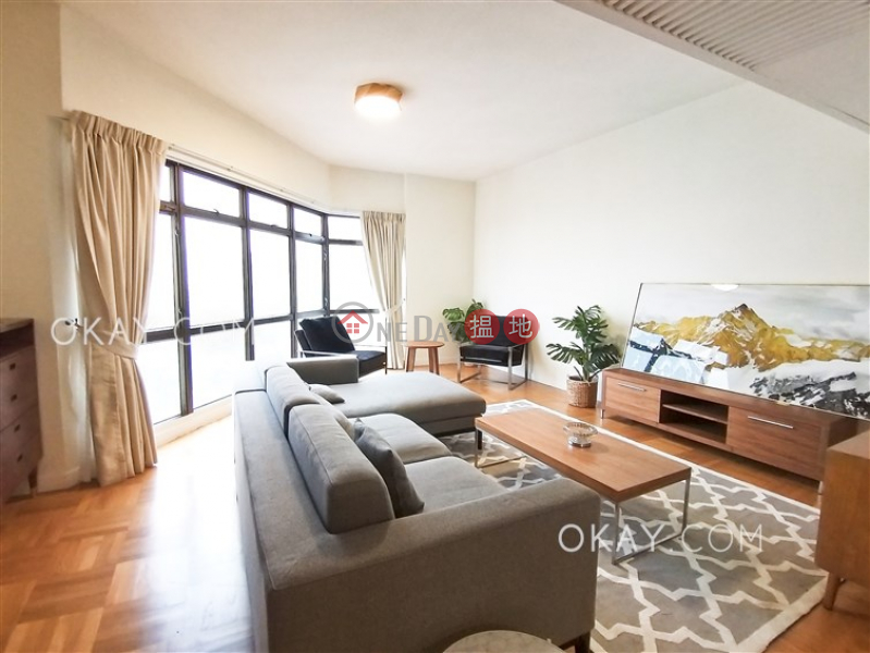 Stylish penthouse with racecourse views, terrace | Rental | Bamboo Grove 竹林苑 Rental Listings