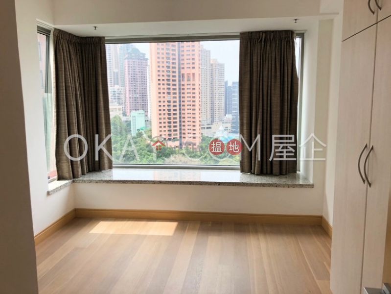 Property Search Hong Kong | OneDay | Residential Sales Listings | Gorgeous 3 bedroom on high floor with balcony & parking | For Sale